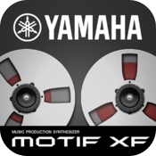 Cloud Audio Recorder for MOTIF XF - US icon