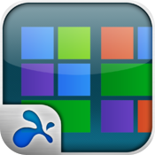 Win8 Metro Testbed - powered by Splashtop icon
