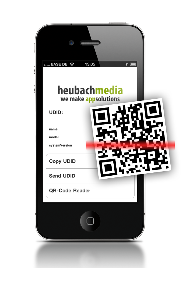 Screenshot #1 for quick scanner - qr code reader and barcode scanner