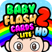 Baby Flash Cards 2 HD Lite icon