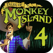 Monkey Island Tales 4 icon