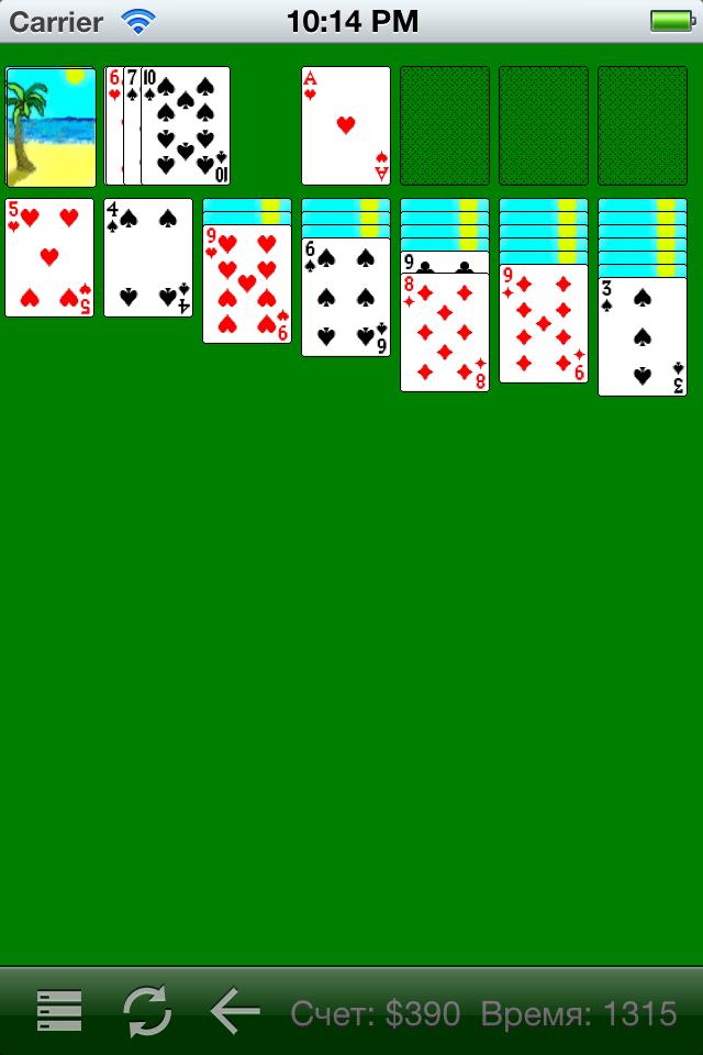 скачать бесплатно игру косынка на айфон - фото 11