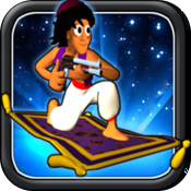Aladin and the Gun ( Action Shooter Prince to save Princess ) icon
