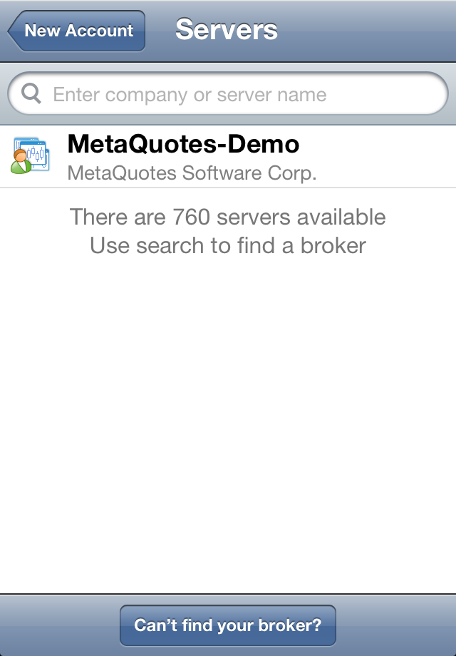 metaquotes software