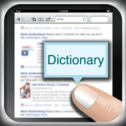 Tap Dictionary – Define Words Right In Safari
