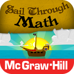 Sail Through Math - Education - Kids - 6-12 years old - iPhone - iPad - By McGraw-Hill School Education Group