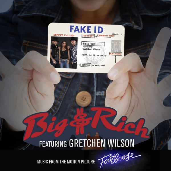 Fake ID (feat. Gretchen Wilson)
