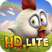 Kick'n Chick'nz: Medieval Karnival HD Lite icon