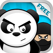 Rage of Panda Free icon