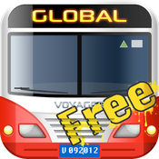 vTransit free - USA public transit search icon