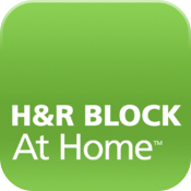 H&R Block At Home 2012 icon