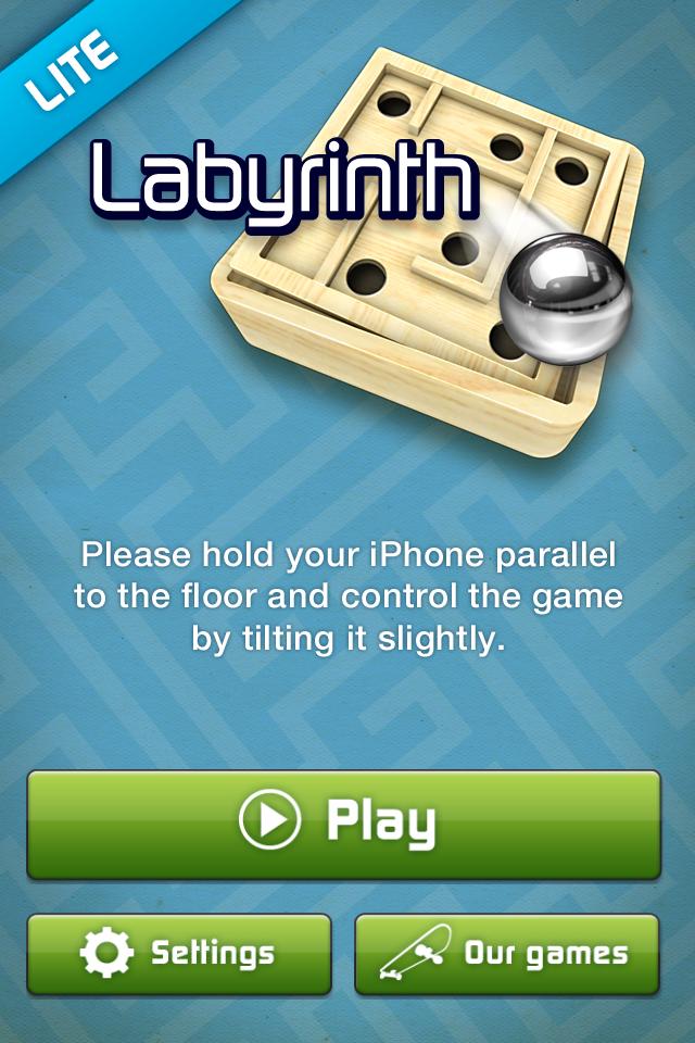 Labyrinth Lite Edition