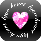 logo heart icon