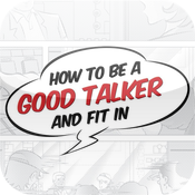 How to be a good talker and fit in icon