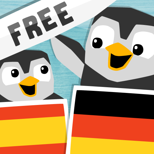 LinguPingu FREE - Español Alemán / Deutsch Spanisch - children learn languages