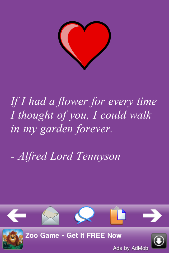 love quotes 500 books lifestyle free app for iphone ipad