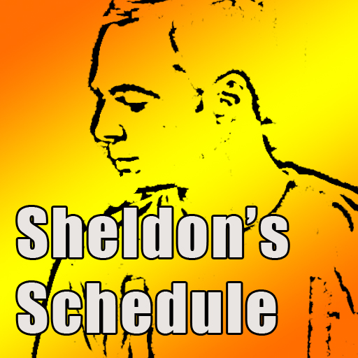 Sheldon's schedule & Roommate agreement FULL