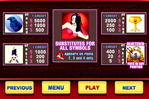 Wonder Woman Mobile Free Slot Game - IOS / Android Version