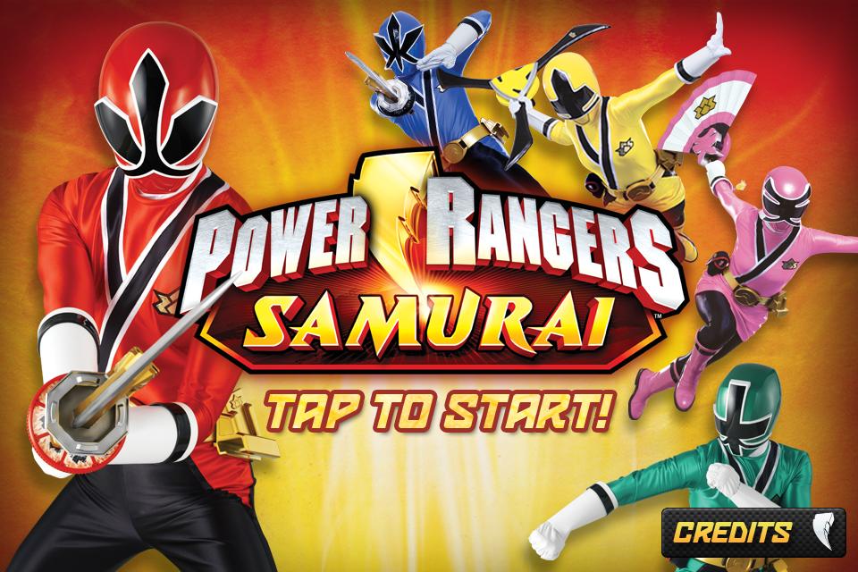 самураи рейнджеры 2 серия