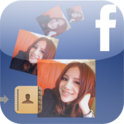 Contacts Photo for Facebook icon