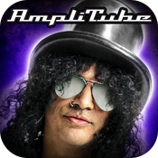 AmpliTube Slash for iPad icon