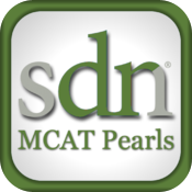 SDN MCAT Organic Chemistry icon