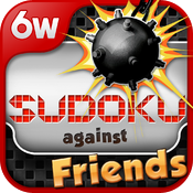 Battle Sudoku Against Friends Free icon