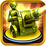 Toy Defense - Games - Tower Defense - iPhone - By Melesta