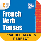Practice Makes Perfect: French Verb Tenses Companion by PlaySay icon