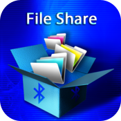 File Share - all iOS device supported icon