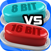 8-bit vs 16-bit HD icon