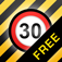 i SpeedCam Free (Speed Camera Detector with GPS Tracking) for iPhone