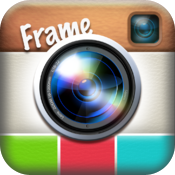 Instaframe - Photo Collage + Picture Caption Editor for Instagram Free icon