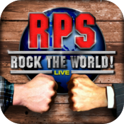 RPS Rock the World icon