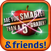 Are You Smarter Than A 5th Grader? & Friends Free Review icon