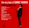 The Very Best of Connie Francis - Connie's 21 Biggest Hitsジャケット画像