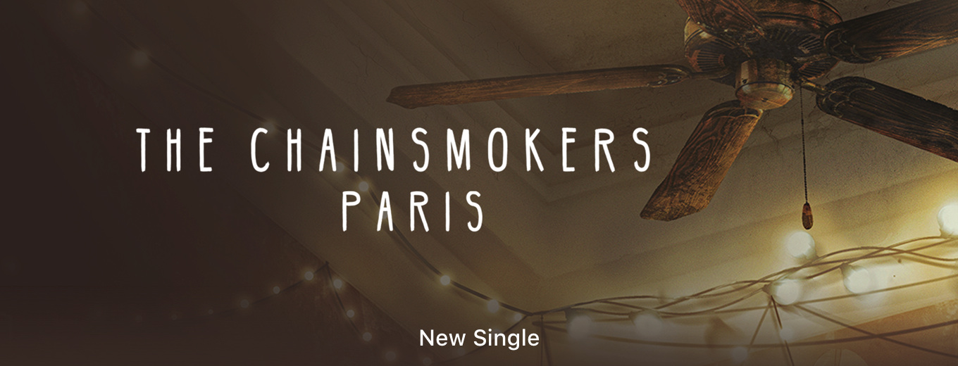 Paris - Single by The Chainsmokers