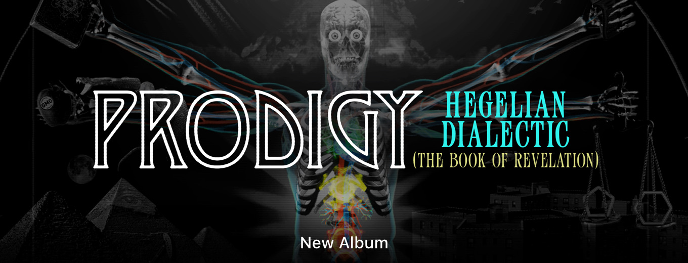 Hegelian Dialectic (The Book of Revelation) by Prodigy