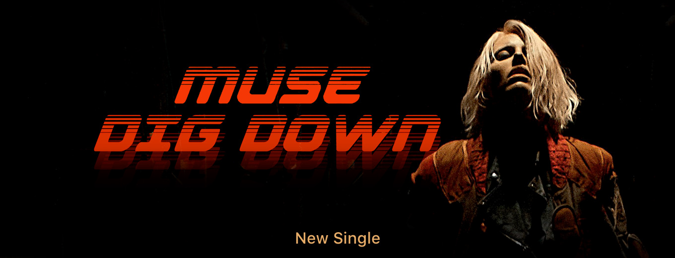Dig Down - Single by Muse
