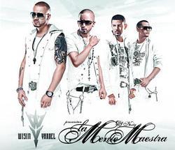 View album La Mente Maestra (Wisin & Yandel Presents)