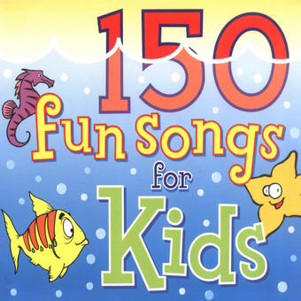 150 Fun Songs for Kids – The Countdown Kids