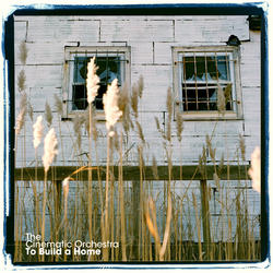 View album The Cinematic Orchestra - To Build a Home - Single