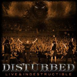 View album Disturbed - Live & Indestructible - EP