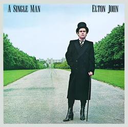 View album Elton John - A Single Man (UK Version)