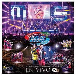 View album Banda Sinaloense MS de Sergio Lizarraga - En Vivo - Guadalajara - Monterrey