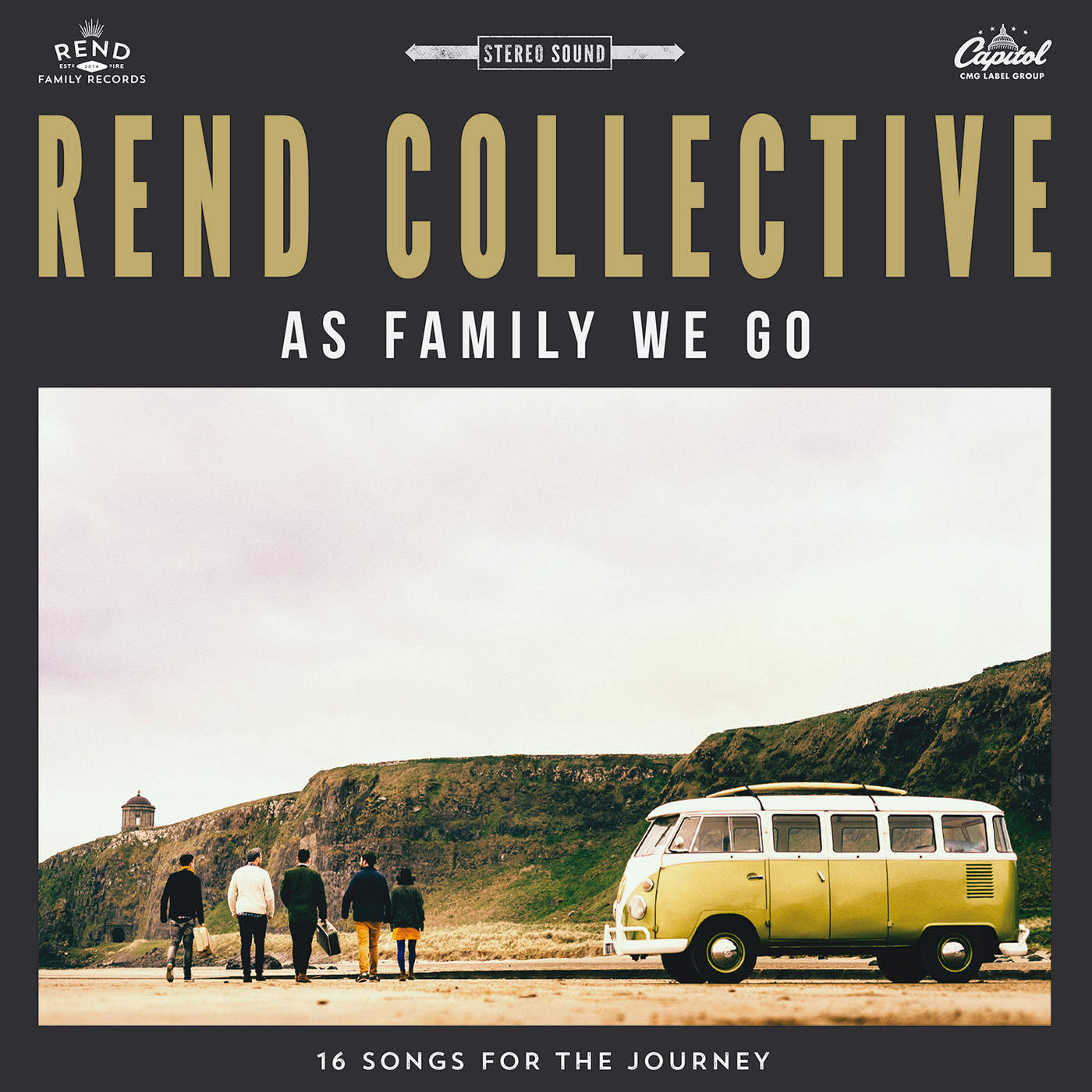 Rend Collective – As Family We Go (Deluxe Edition) 3 Pre-Order [iTunes Plus AAC M4A] (2015)