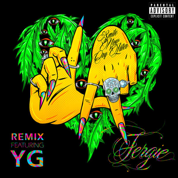 Fergie - L.A.LOVE (la la) (Remix) [feat. YG] - Single [iTunes Plus AAC M4A] 2014)
