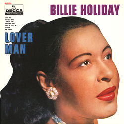 View album Billie Holiday - Lover Man