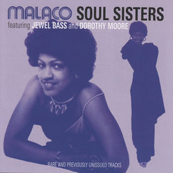 View album Jewel Bass & Dorothy Moore - Malaco Soul Sisters