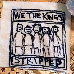 View album We the Kings - Stripped